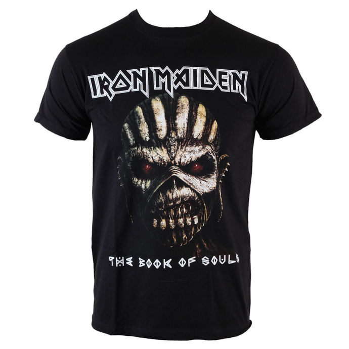 tricou stil metal bărbați Iron Maiden - Book Of Souls - ROCK OFF