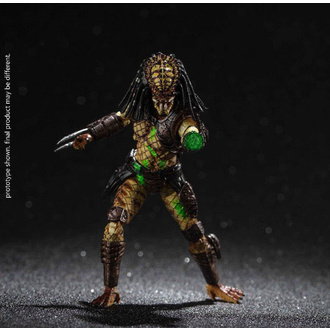 Figurină Predator - Damaged City Hunter Previews Exclusive, NNM, Predator