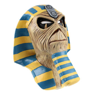 Mască Iron Maiden - Powerslave Pharaoh, Iron Maiden
