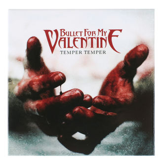 Magnet BULLET FOR MY VALENTINE - ROCK OFF, ROCK OFF, Bullet For my Valentine