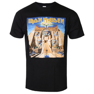 tricou stil metal bărbați Iron Maiden - Powerslave - ROCK OFF, ROCK OFF, Iron Maiden