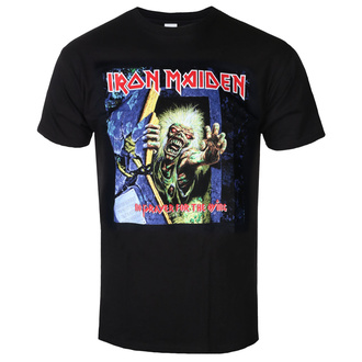 tricou stil metal bărbați Iron Maiden - No Prayer For The Dying - ROCK OFF, ROCK OFF, Iron Maiden