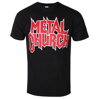 tricou stil metal bărbați Metal Church - LOGO - PLASTIC HEAD, PLASTIC HEAD, Metal Church