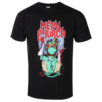 tricou stil metal bărbați Metal Church - FAKE HEALER - PLASTIC HEAD, PLASTIC HEAD, Metal Church