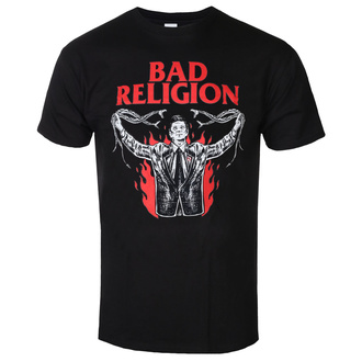tricou stil metal bărbați Bad Religion - SNAKE PREACHER - PLASTIC HEAD, PLASTIC HEAD, Bad Religion