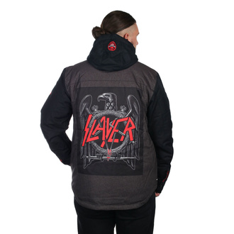 Geacă bărbătească Slayer - Insulated - Black Denim- 686, 686, Slayer