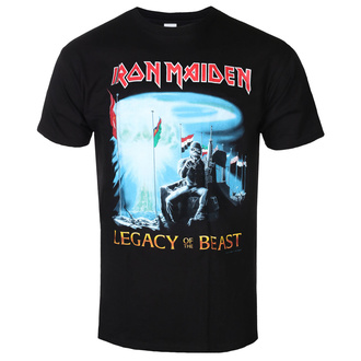 tricou stil metal bărbați Iron Maiden - Two Minutes To Midnight - ROCK OFF, ROCK OFF, Iron Maiden