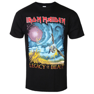 tricou stil metal bărbați Iron Maiden - The Flight Of Icarus - ROCK OFF, ROCK OFF, Iron Maiden