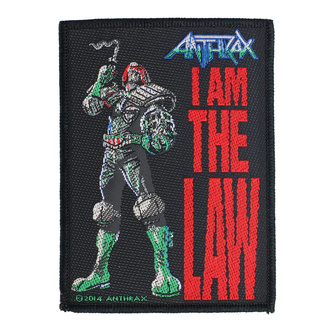 Petic Anthrax - I Am The Law - RAZAMATAZ, RAZAMATAZ, Anthrax