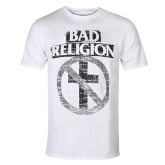 tricou stil metal bărbați Bad Religion - Typewriter Crossbuster - KINGS ROAD, KINGS ROAD, Bad Religion