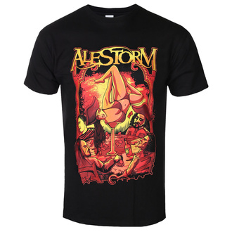 Tricou bărbătesc ALESTORM - SURRENDER THE BOOTY - PLASTIC HEAD, PLASTIC HEAD, Alestorm