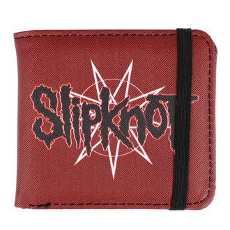 Portofel SLIPKNOT - WANYK STAR RED, NNM, Slipknot