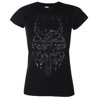 Tricou de damă Disturbed - Omni Foil - ROCK OFF, ROCK OFF, Disturbed