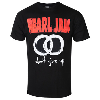Tricou bărbați Pearl Jam - Don't Give Up - ROCK OFF, ROCK OFF, Pearl Jam