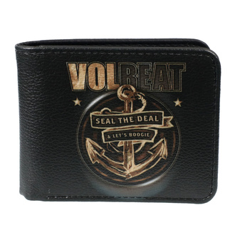 Portofel Volbeat - Seal The Deal, NNM