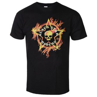Tricou bărbați BLACK STAR RIDERS - FLAMING SKULL - NEGRU - GOT TO HAVE IT, GOT TO HAVE IT, Black Star Riders