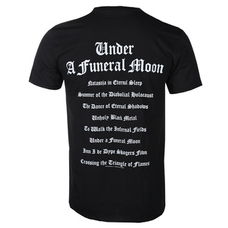 Tricou bărbați Darkthrone - Under A Funeral Moon - RAZAMATAZ, RAZAMATAZ, Darkthrone