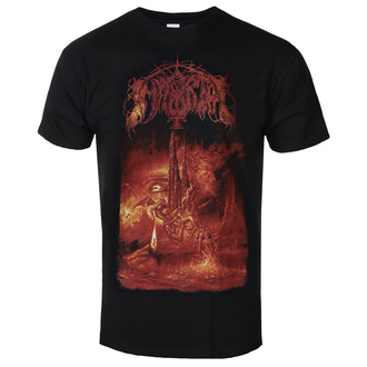 Tricou bărbați Immortal - Damned In Black 2020 - RAZAMATAZ, RAZAMATAZ, Immortal