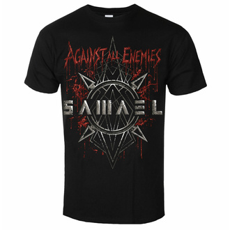 Tricou Samael pentru bărbați- Against All Enemies - ART WORX, ART WORX, Samael