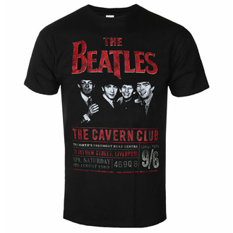 Tricou Beatles pentru bărbați - Cavern '63 Uni - ROCK OFF, ROCK OFF, Beatles