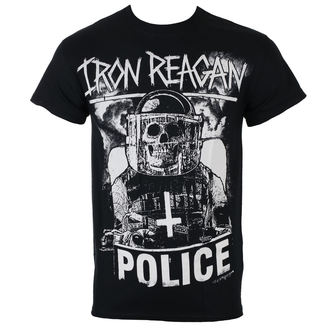 tricou stil metal bărbați Iron Reagan - RIOT COP - Just Say Rock, Just Say Rock, Iron Reagan