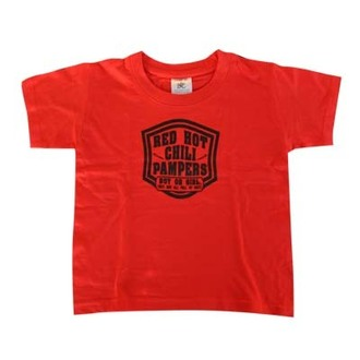 tricou stil metal copii - Red Hot Pampers - ROCK DADDY, ROCK DADDY