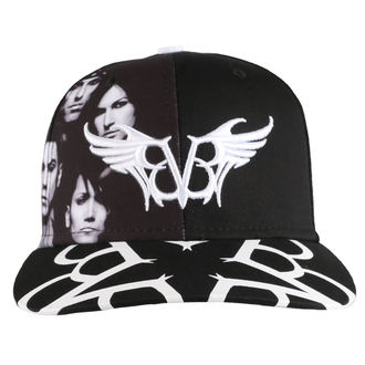 Şapcă BLACK VEIL BRIDES - BAND - PLASTIC HEAD, PLASTIC HEAD, Black Veil Brides