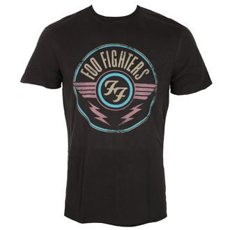 tricou stil metal bărbați Foo Fighters - CHARCOAL - AMPLIFIED, AMPLIFIED, Foo Fighters