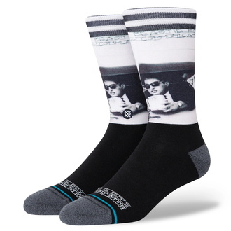 Șosete Beastie Boys - ILL COMMUNICATIONS - NEGRU - STANCE, STANCE, Beastie Boys