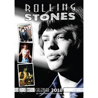 Calendar anul 2018 ROLLING STONES, Rolling Stones
