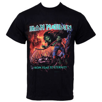 tricou stil metal bărbați Iron Maiden - From Fear To Eternity - ROCK OFF - IMTEE20MB