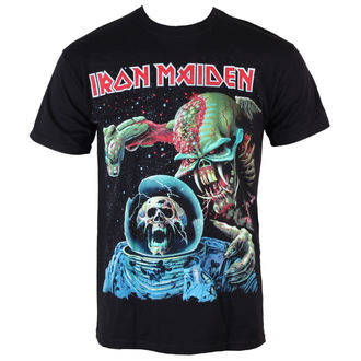 tricou stil metal Iron Maiden - Final Frontier - ROCK OFF - IMTEE17MB