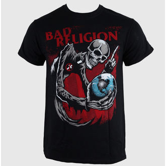 tricou stil metal bărbați Bad Religion - Skull - LIVE NATION, LIVE NATION, Bad Religion