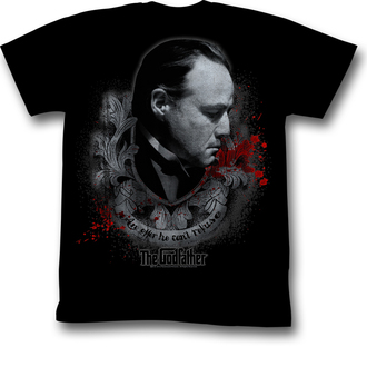 tricou cu tematică de film bărbați The Godfather - Showing Respect - AMERICAN CLASSICS, AMERICAN CLASSICS, Nasul