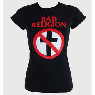 tricou stil metal femei Bad Religion - Cross Buster - KINGS ROAD, KINGS ROAD, Bad Religion