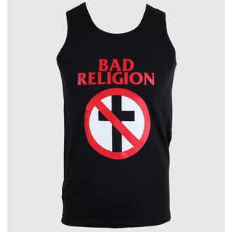 top bărbați BAD RELIGION - Cruce distrugator - Negru - REGII DRUM, KINGS ROAD, Bad Religion