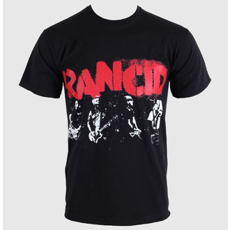 tricou stil metal bărbați unisex Rancid - Let The Dominoes - KINGS ROAD, KINGS ROAD, Rancid
