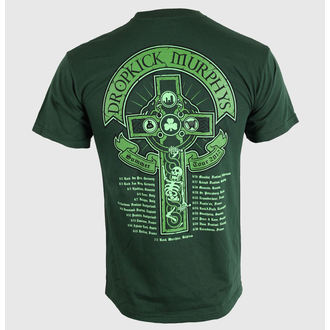 tricou stil metal bărbați unisex Dropkick Murphys - Celtic Swords - KINGS ROAD, KINGS ROAD, Dropkick Murphys