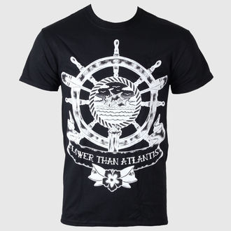tricou stil metal bărbați Lower Than Atlantis - Sinking Ship - LIVE NATION, LIVE NATION, Lower Than Atlantis
