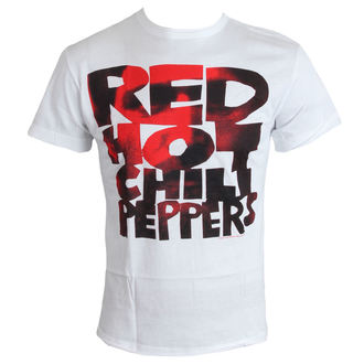 tricou stil metal bărbați Red Hot Chili Peppers - Type Face Fill - AMPLIFIED, AMPLIFIED, Red Hot Chili Peppers