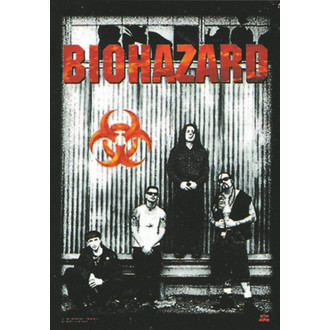 steag Biohazard - Trupa, HEART ROCK, Biohazard
