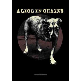 steag Alice In Chains - Grin, HEART ROCK, Alice In Chains