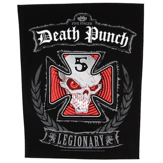 Petic mare Five Finger Death Punch - Legionary - RAZAMATAZ, RAZAMATAZ, Five Finger Death Punch