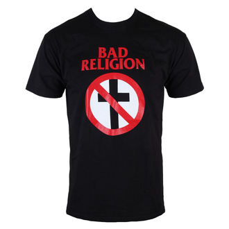 tricou stil metal bărbați Bad Religion - Cross Buster - KINGS ROAD, KINGS ROAD, Bad Religion
