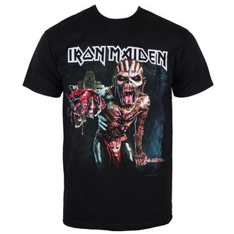 tricou stil metal bărbați Iron Maiden - Book of souls Euro Tour 2016 - ROCK OFF - IMTEE50MB