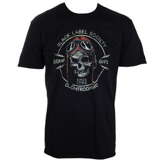 tricou stil metal bărbați Black Label Society - PLASTIC HEAD - PLASTIC HEAD, PLASTIC HEAD, Black Label Society