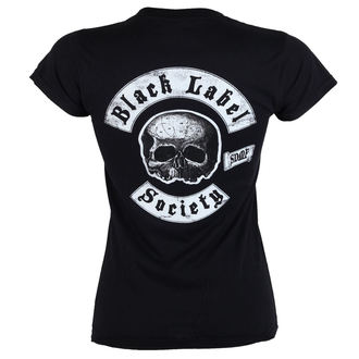 tricou stil metal femei Black Label Society - Eath - PLASTIC HEAD, PLASTIC HEAD, Black Label Society