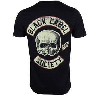 tricou stil metal bărbați Black Label Society - Riding Hot Rod - PLASTIC HEAD, PLASTIC HEAD, Black Label Society