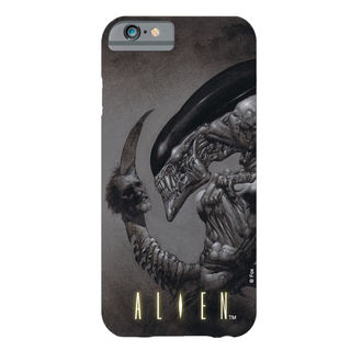 Husă protecţie mobil  Alien - iPhone 6 Plus - Mort Cap, NNM, Alien