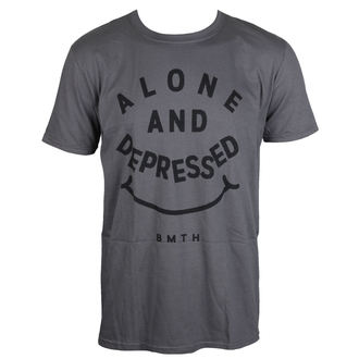 tricou stil metal bărbați Bring Me The Horizon - Alone And Depressed - ROCK OFF, ROCK OFF, Bring Me The Horizon